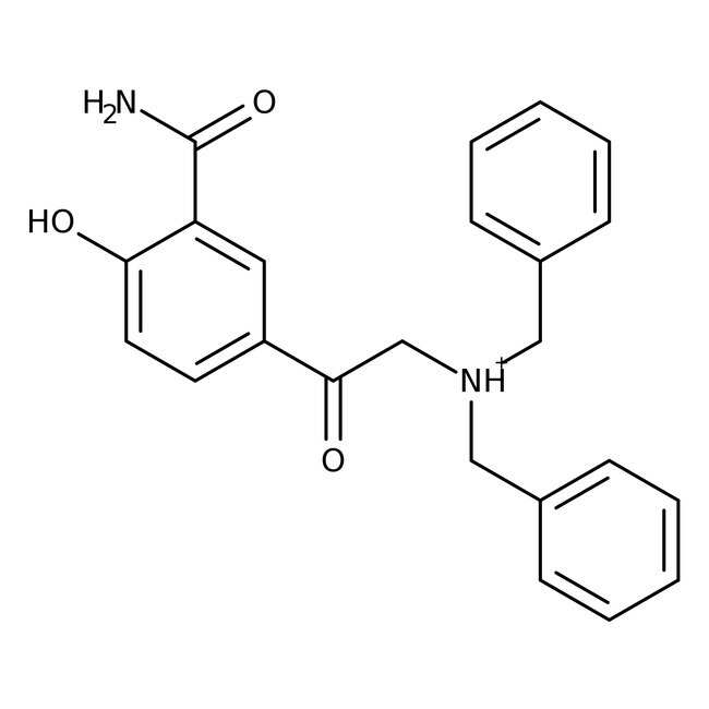 5-(N,N-Dibenzylglycyl)salicylamide, 98%, Acros Organics