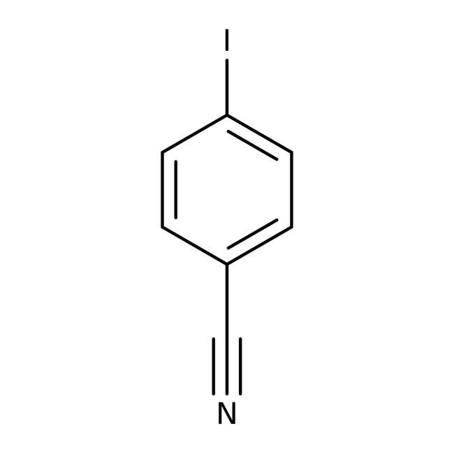 Alfa Aesar  4-Iodobenzonitrile, 98%