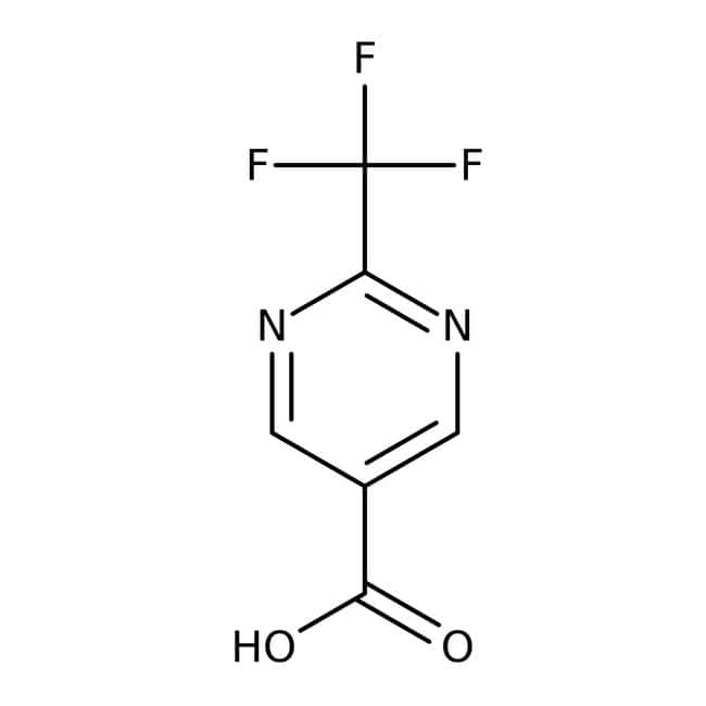Alfa Aesar™ 2-(Trifluoromethyl)pyrimidine-5-carboxylic acid, 97%