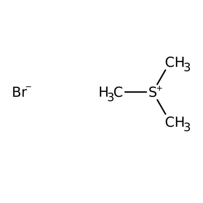 Alfa Aesar™Trimethylsulfonium bromide, 98% 100g Alfa Aesar™Trimethylsulfonium bromide, 98%