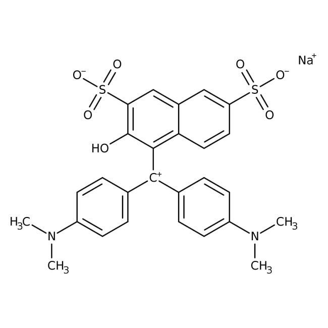 Lissamine Green B, pure, ACROS Organics