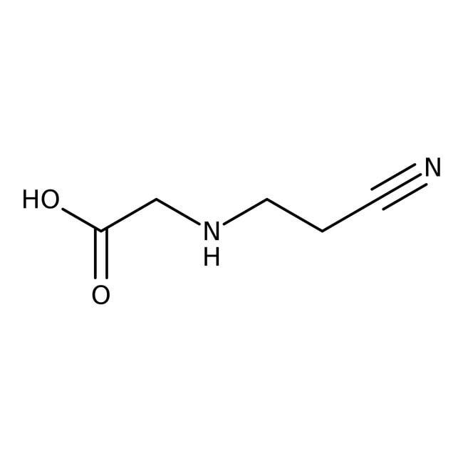 N-(2-Cyanoethyl)glycine, 98%, Acros Organics