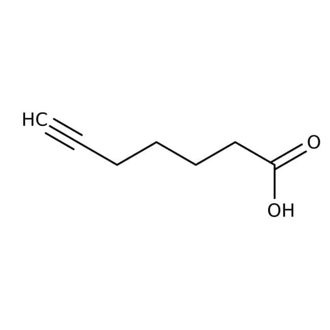 Alfa Aesar™6-Heptynoic acid, 95%