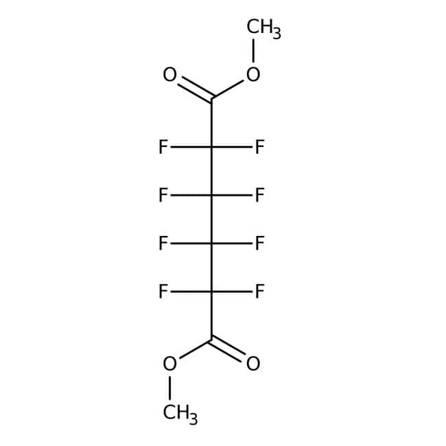 Alfa Aesar™Octafluoroadipate de diméthyle, 94% 25g Alfa Aesar™Octafluoroadipate de diméthyle, 94%
