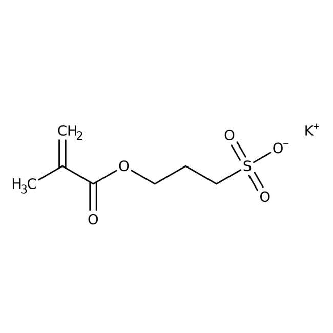 3-Sulfopropyl Methacrylate Potassium Salt 97.0 %, TCI America