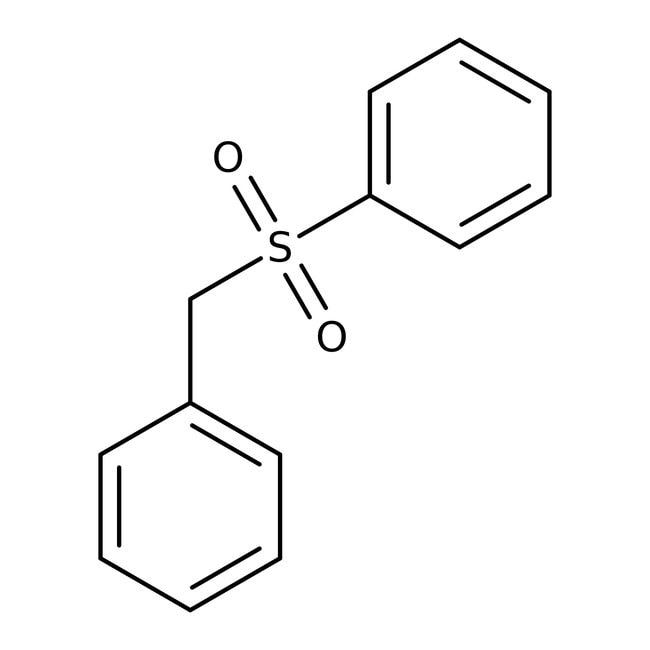 Benzyl phenyl sulfone, 98%, ACROS Organics
