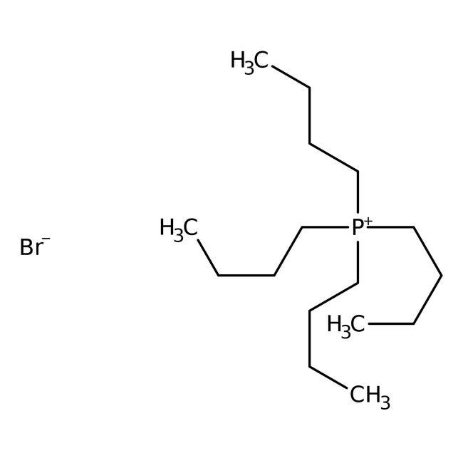 Alfa Aesar Tetra N Butylphosphoniumbromid 99