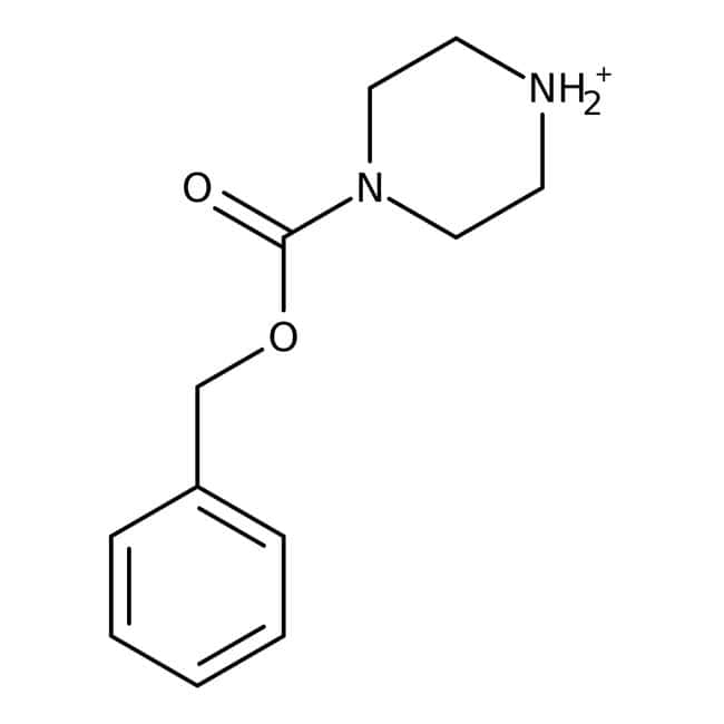Benzyl 1-piperazinecarboxylate, 97%, ACROS Organics