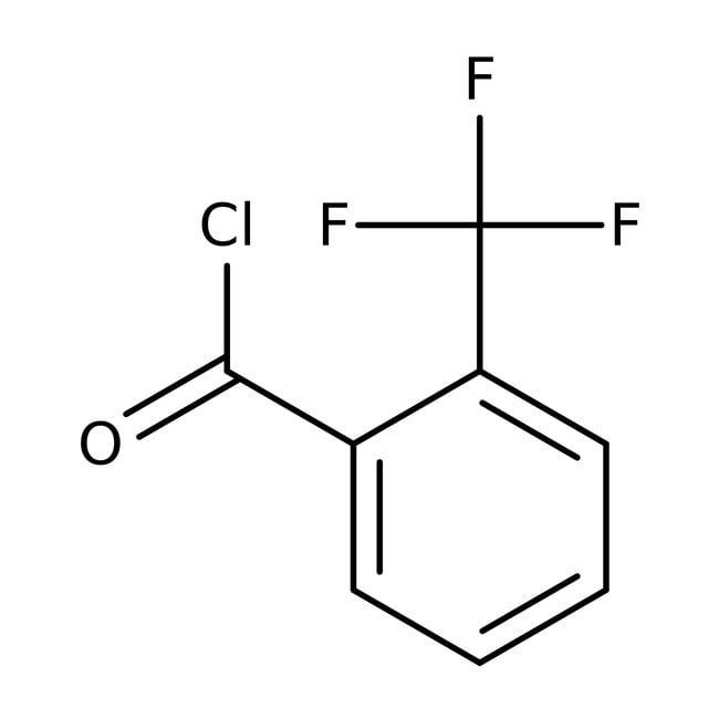 2-(Trifluoromethyl)benzoyl chloride, 98%, ACROS Organics™