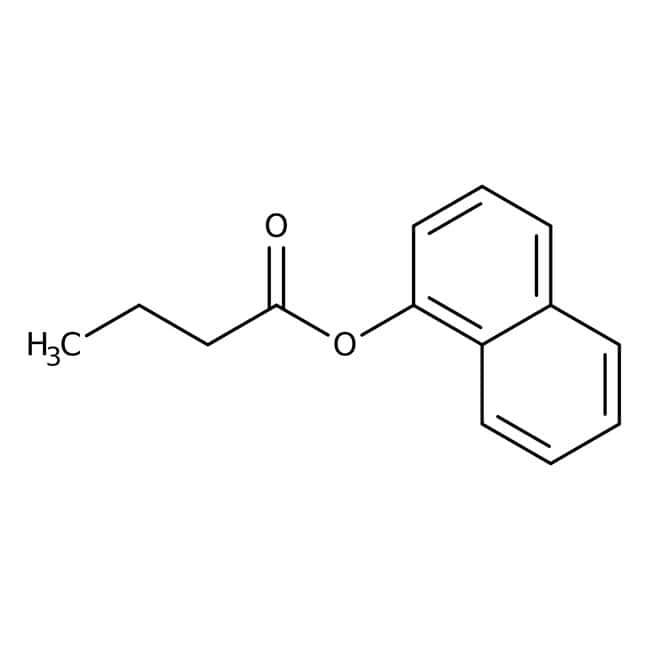 1-Naphthyl butyrate, 98%, ACROS Organics