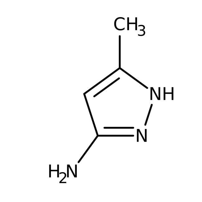 3-Amino-5-methylpyrazole, 97%, ACROS Organics