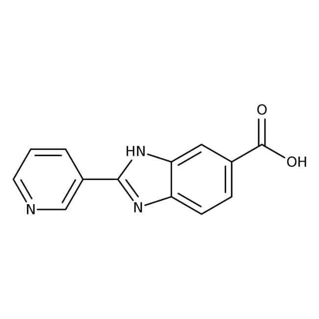 Alfa Aesar™2-(3-Pyridyl)benzimidazole-6-carboxylic acid, 97%