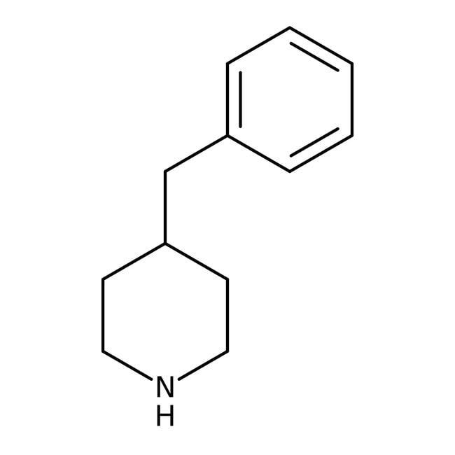 Alfa Aesar™4-Benzylpiperidine, 98% 25g Alfa Aesar™4-Benzylpiperidine, 98%