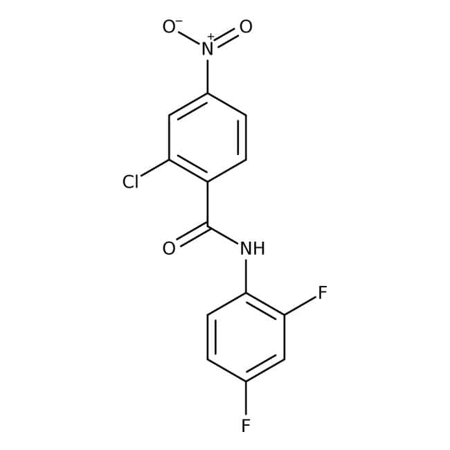 Alfa Aesar™2-Chloro-N-(2,4-difluorophenyl)-4-nitrobenzamide, 97% 250mg Ver productos