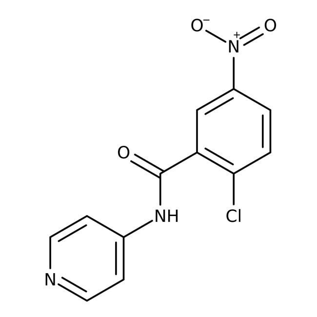Alfa Aesar™2-Chloro-5-nitro-N-(4-pyridyl)benzamide 50mg prodotti trovati