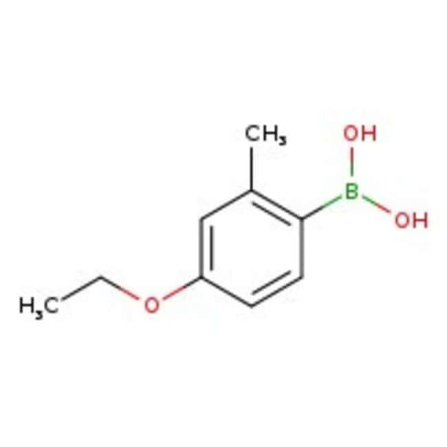 Alfa Aesar™4-Ethoxy-2-methylbenzeneboronic acid, 98% 5g Alfa Aesar™4-Ethoxy-2-methylbenzeneboronic acid, 98%