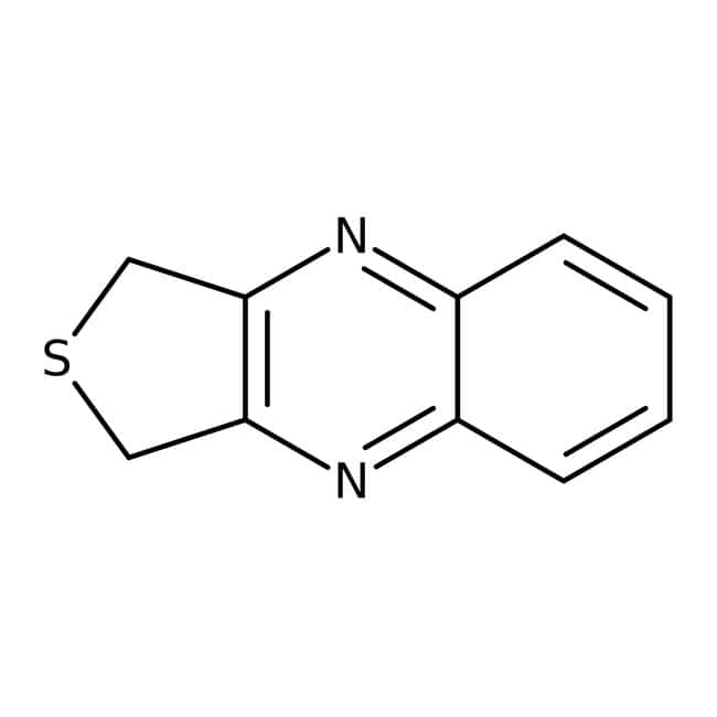 1,3-Dihydrothieno[3,4-b]Chinoxalin, 97%, Alfa Aesar™ 10g 1,3-Dihydrothieno[3,4-b]Chinoxalin, 97%, Alfa Aesar™
