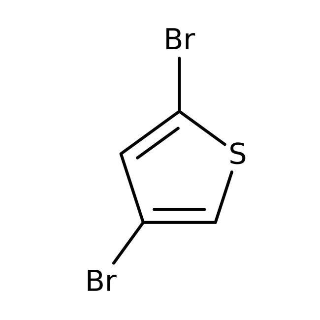 2,4-Dibromothiophene, 97%, Maybridge™