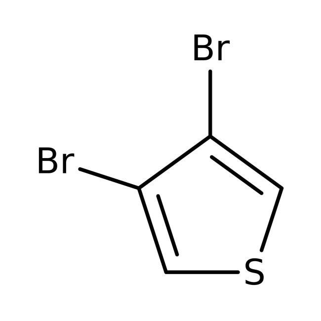 3,4-Dibromothiophene, 97%, ACROS Organics™