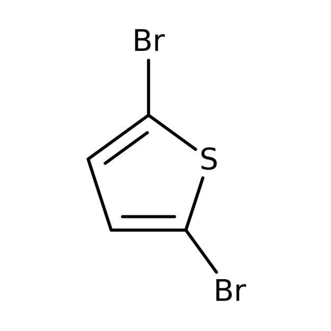 2,5-Dibromothiophene, 95%, ACROS Organics™