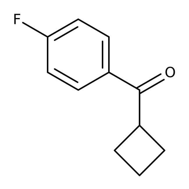Cyclobutyl-4-fluorophenyl Ketone 98%, ACROS Organics