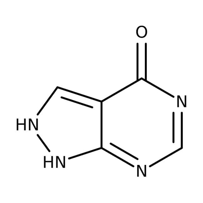 Allopurinol, 98%, Acros Organics: Chemicals Products