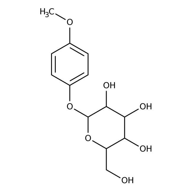 4-Methoxyphenyl beta-D-Galactopyranoside 98.0+%, TCI America™