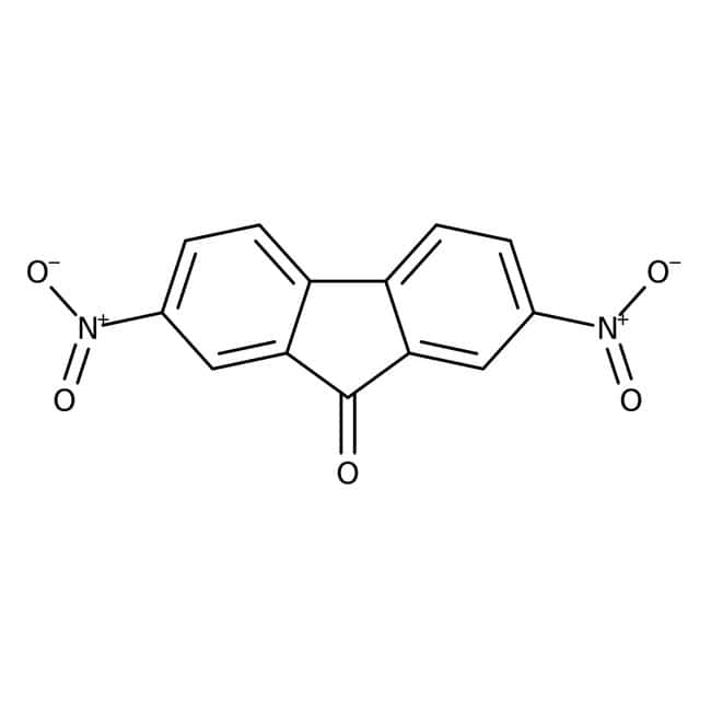 Alfa Aesar™2,7-Dinitro-9-fluorenone, 97%