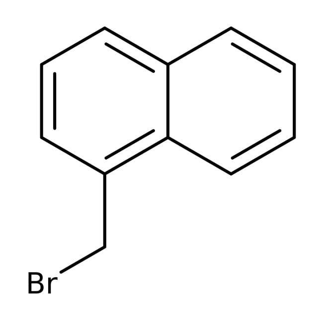 Alfa Aesar™1-(Bromomethyl)naphthalene, 98% 25g Alfa Aesar™1-(Bromomethyl)naphthalene, 98%