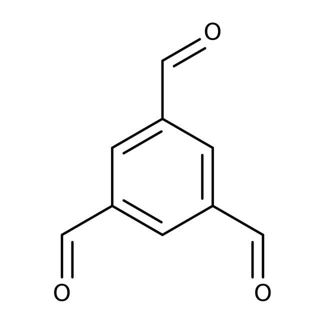 1,3,5-Triformylbenzene, 98%, ACROS Organics™ 1g 1,3,5-Triformylbenzene, 98%, ACROS Organics™