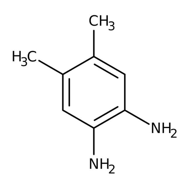 4,5-Dimethyl-o-phenylenediamine, 98%, ACROS Organics™