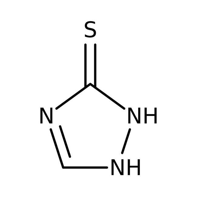 3-Mercapto-1,2,4-triazole 98.0+%, TCI America™