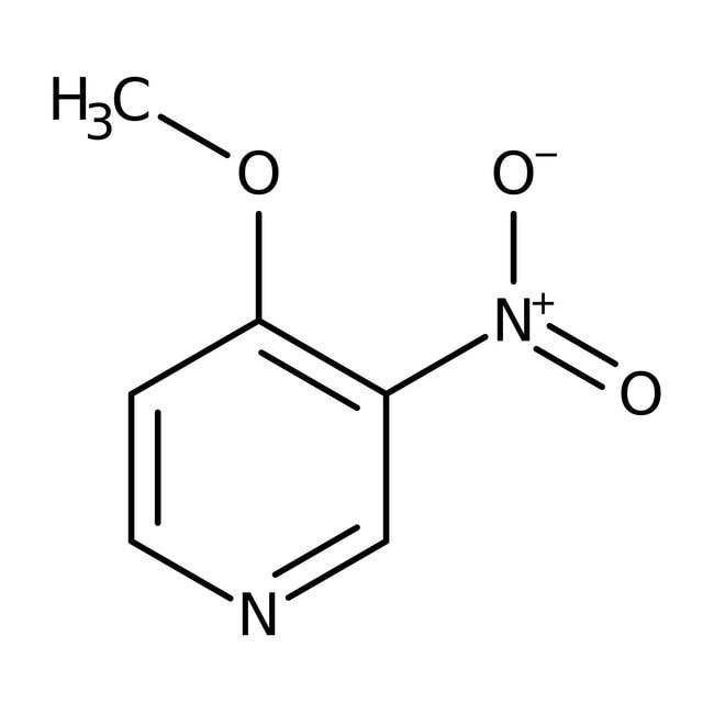 Alfa Aesar  4-Methoxy-3-nitropyridine, 98%