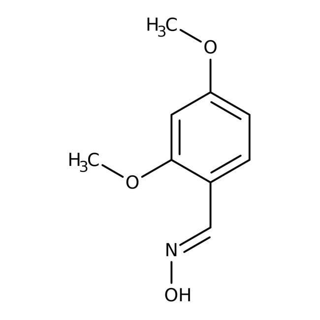 2,4-Dimethoxybenzaldoxime 95.0 %, TCI America