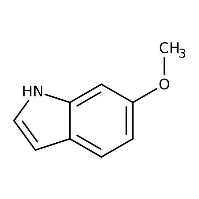 6-Methoxyindole, 98%, ACROS Organics