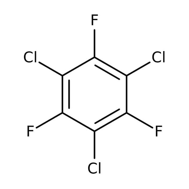 Alfa Aesar™ 1,3,5-trichloro-2,4,6-trifluorobenzène, 98 %: Halobenzenes Benzene and substituted derivatives