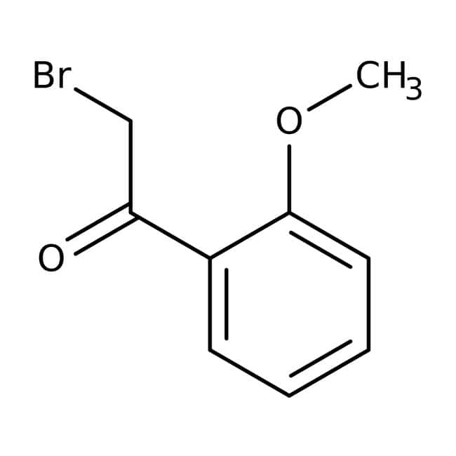 2-Bromo-2'-methoxyacetophenone, 98%, ACROS Organics™