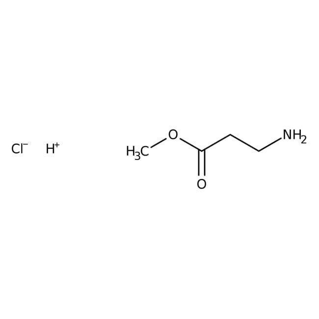 β-Alanine methyl ester hydrochloride, 98%, ACROS Organics™