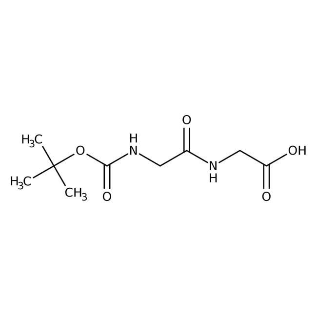 Alfa Aesar™N-Boc-glycylglycine, 97% 25g Alfa Aesar™N-Boc-glycylglycine, 97%