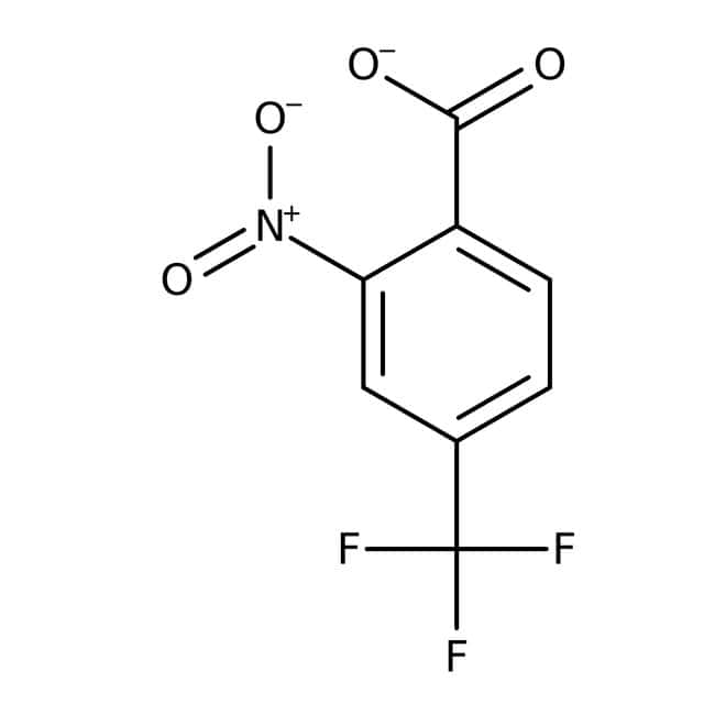 2-Nitro-4-(trifluoromethyl)benzoic acid, 98%, ACROS Organics