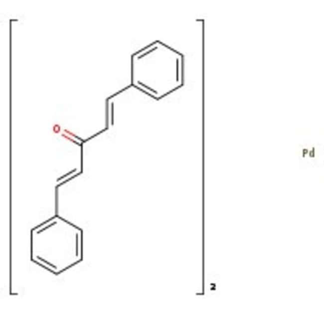 Bis(dibenzylideneacetone)palladium, ACROS Organics™