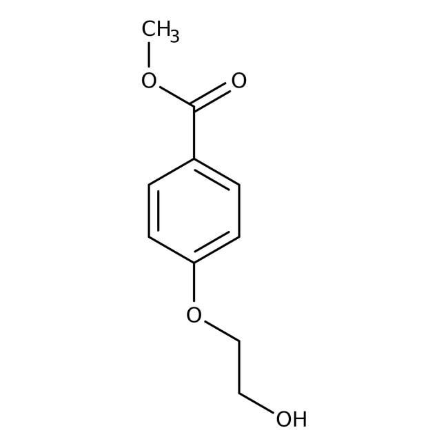 Methyl 4-(2-Hydroxyethoxy)benzoate 98.0 %, TCI America