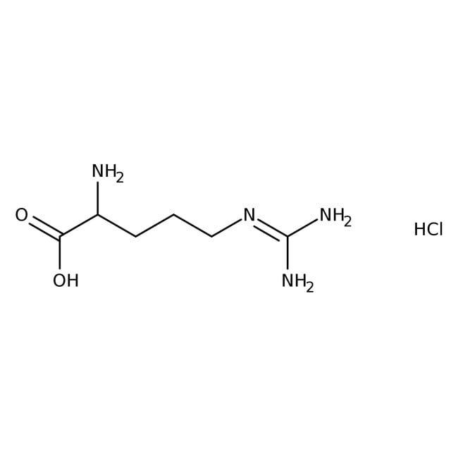 DL-Arginine hydrochloride, 98%, anhydrous, ACROS Organics™