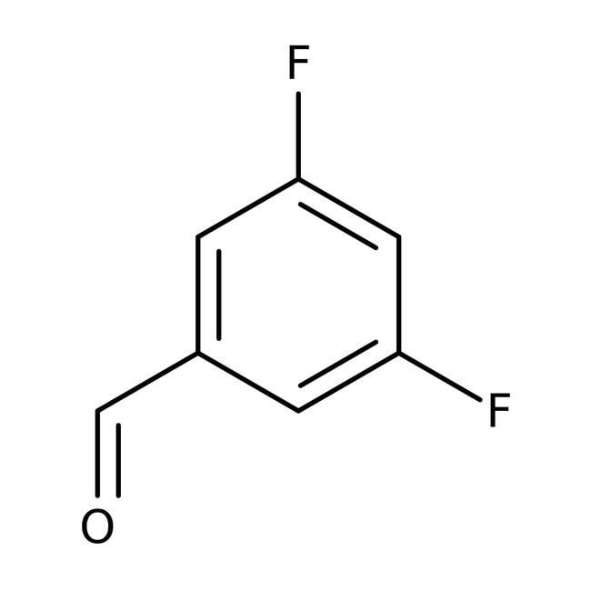 3,5-Difluorobenzaldehyde, 98+%, ACROS Organics™