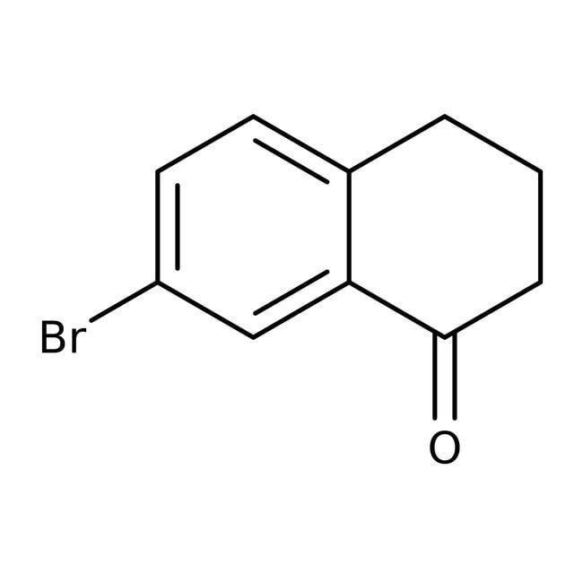 7-Bromo-3,4-dihydronaphthalen-1(2H)-one, 97%, ACROS Organics™