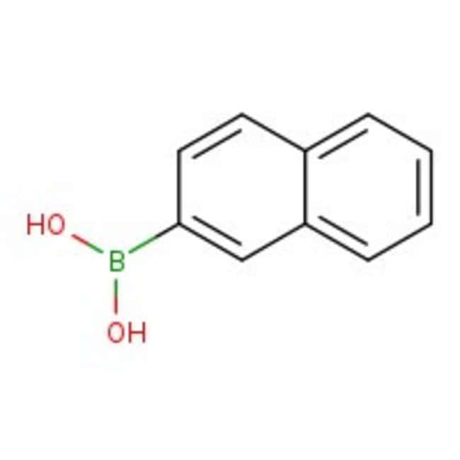 2-Naphthaleneboronic acid, 97+%, ACROS Organics