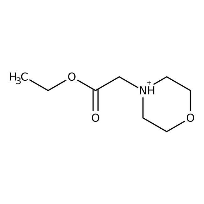 Ethyl morpholinoacetate, 98%, ACROS Organics