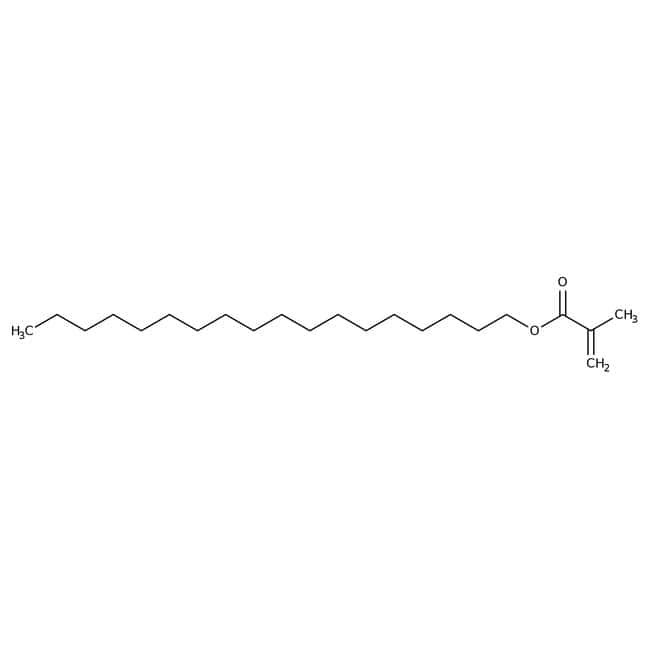 Stearyl Methacrylate (stabilized with MEHQ) 97.0 %, TCI America