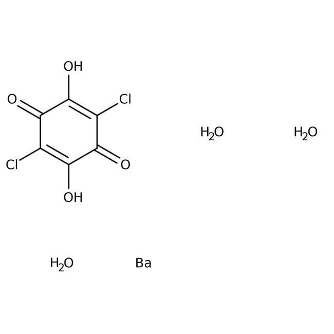Barium chloranilate trihydrate, ACROS Organics™