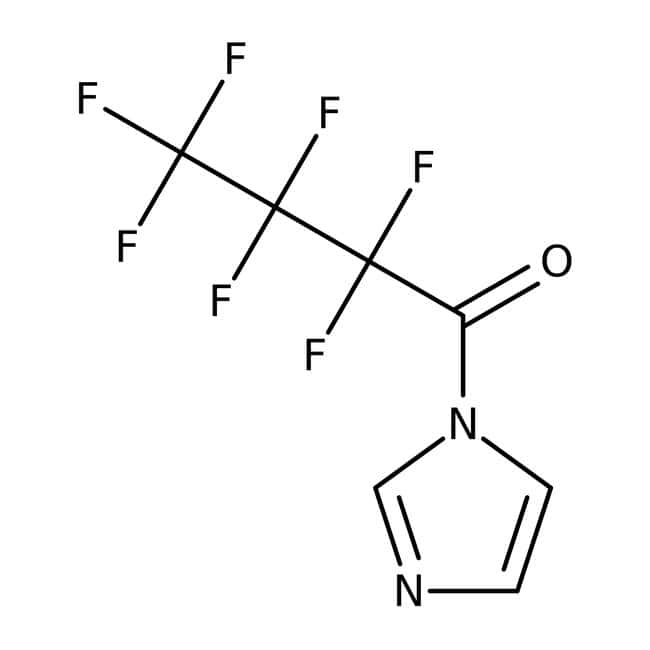 Alfa Aesar™1-(heptafluorobutyryl)imidazole, 98+% 5g Alfa Aesar™1-(heptafluorobutyryl)imidazole, 98+%